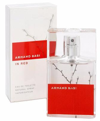 Туалетна вода жіноча Armand Basi In Red 30мл, 50мл, 100мл