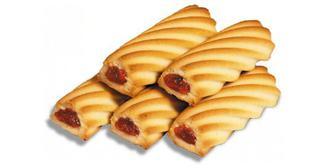 Печиво Супер-Моніка з смаком вишні, Деліція, кг