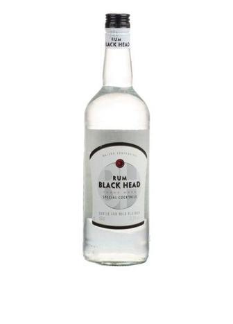 Ром Rum White Black Head 0,7л