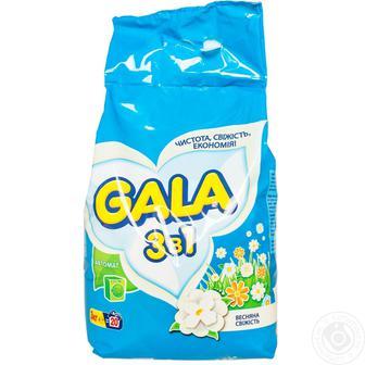 Пральний порошок Gala Автомат 4 кг