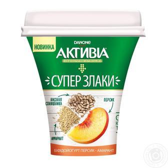 Біфідойогурт Активіа 3% 230г