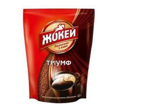 Кава Тріумф, Імперіал розчинна,65г, Жокей