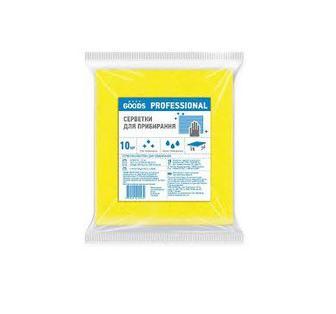 Серветки для прибирання TM Professional 10 шт