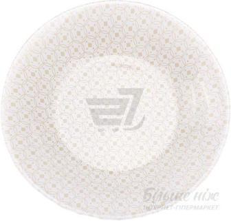 Тарілка глибока Ceramic beige 23 см Bormioli Rocco