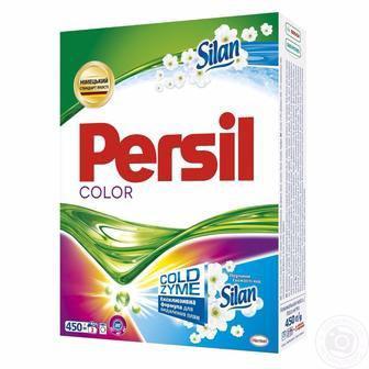 Пральний порошок Persil свіжість від Сілан 450г