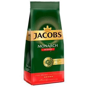 Кава мелена Інтенс Jacobs Monarch 225г