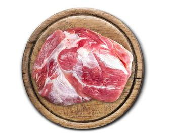 Свинина, лопатка без кістки охолоджена, кг