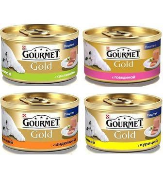 Корм для котів Gourmet Gold 85г