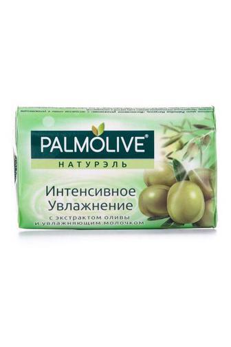 Мыло твердое Palmolive Натурэль Оливковое молочко, 90г