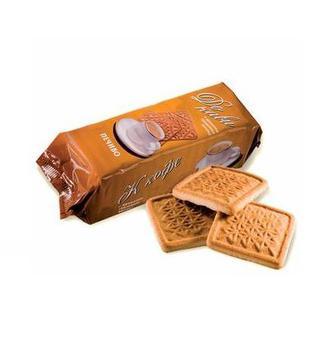 Печиво До Кави з ароматом пряженого молока, масла та ванілі Рошен 185г
