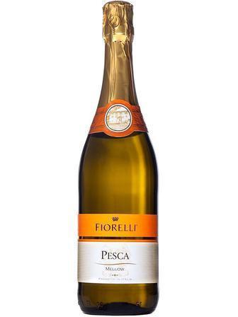 Игристое вино Фраголино Фиорелли Песка 0.75л