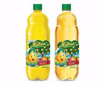 Напій Живчик яблуко/лимон/груша/ негазований 1 л