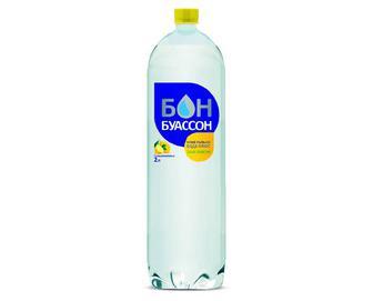 Вода «Бон Буассон» Lemon, 2л