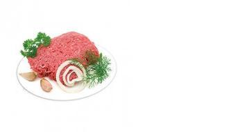 Фарш говяжий/свиной производства, КЛАСС, 100г