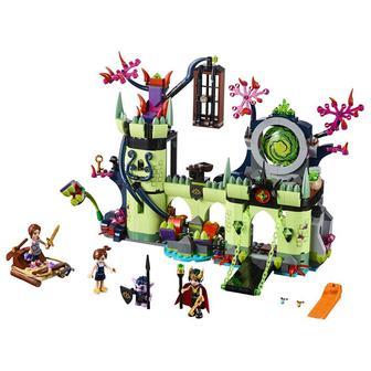 Конструктор Побег из крепости короля гоблинов LEGO Elves (41188)