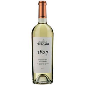 Вино Purcari Sauvignon Blanc біле сухе 0.75л