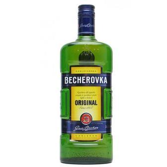 Настоянка Original Becherovka 0,7 л