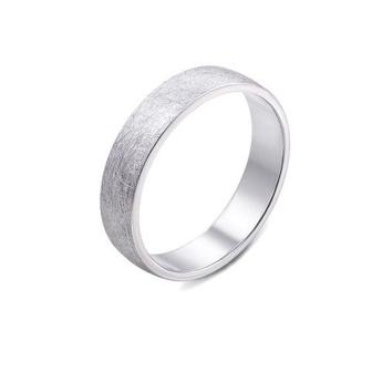 Обручальное кольцо с алмазной гранью. Артикул 10163б