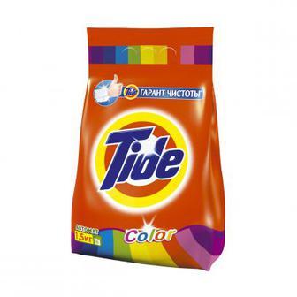 Скидка 31% ▷ Стиральный порошок автомат Tide, 1,5 кг