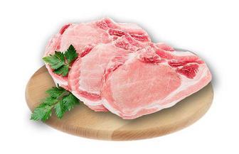 Скидка 5% ▷ Стейк свинячий на кості, охолоджений «М'ясна весна» 1 кг