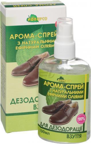 Аромаспрей Для дезодорації взуття 100 мл Адверсо