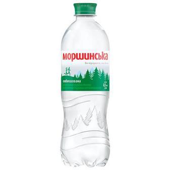 Вода мінеральна Моршинська с/г 0,5л