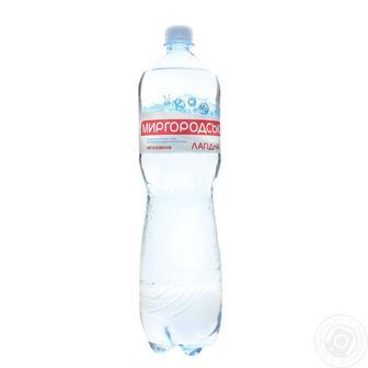 Вода мінеральна Миргородська Лагідна 1 кг