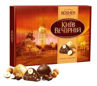 Цукерки Київ Вечірній Roshen 176 г