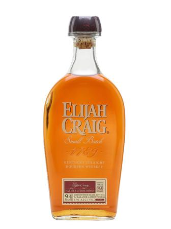 Виски Elijah Craig Small Batch 40% 0.75л