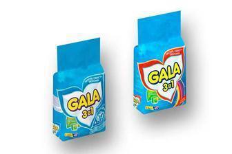 ПОРОШОК для прання автомат 3 в 1, 3 кг GALA