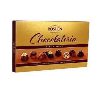 Цукерки Chocolateria Roshen 194 г