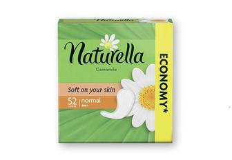 Прокладки щоденні Camomile Normal, 52 шт. Naturella