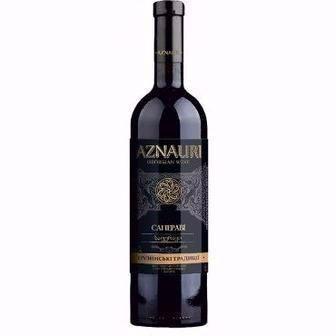 Вино н/с Алазанська Долина біле/червоне Aznauri 0,75л