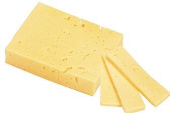 Сыр твердый Российский, Голландский, 50% 100 г