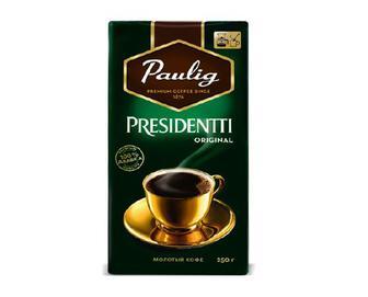 Кава мелена Paulig Presidentti, 250 г