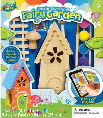 Іграшковий набір для творчості Masterpieces Чарівний сад 21486