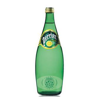 Вода Perrier Lemon Перье Лимон газ. 0,75л стекло