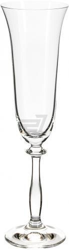 Набір бокалів для шампанського Angela 190 мл 2 шт. Bohemia
