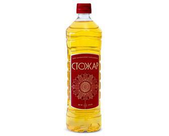 Олія соняшникова «Стожар» 0,87 л