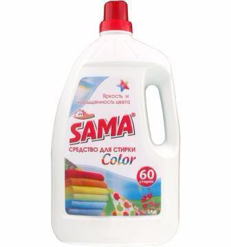 Засоби для миття і чищення 500мл 1 л Sama