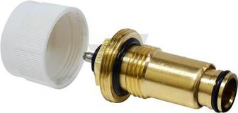 Клапан термостатичний Oventrop для сталевого радіатора M30x1.5 мм