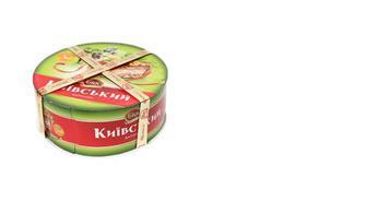 Скидка 15% ▷ Торт Київський з арахісом, БКК, 0,85кг