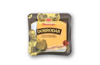 Сир твердий  Добродар   50% Звенигора 230 г