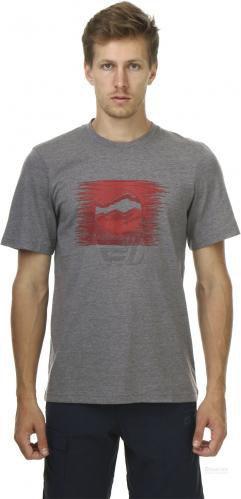 Футболка McKinley Seco 257509-900911 3XL світло-сірий меланж