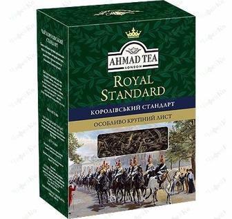 ЧАЙ чорний Королівський Стандарт, 100 г AHMAD TEA