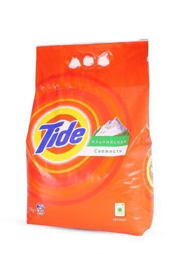 Стиральный порошок TIDE автомат Альпийская свежесть, 6кг