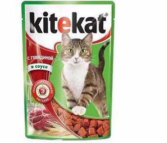 Корм для котів   Kitekat 100 г