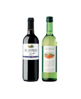 Вино El Sotillo/Lagomar 0,75л