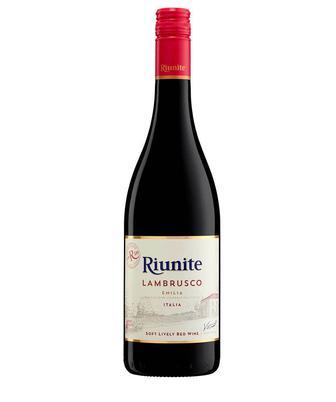 Вино Ігристе Riunite Lambrusco ,Ламбруско Emilia 0.7л