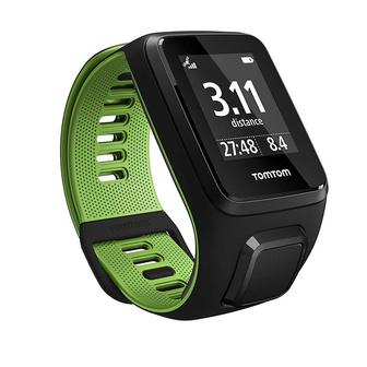TomTom Runner 3 Black Green
